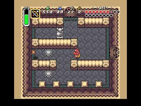 Zelda: Link to the Past (Part 19): Low Resources