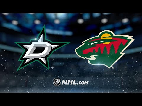 Parise, Dumba propel Wild to 5-2 win against Stars