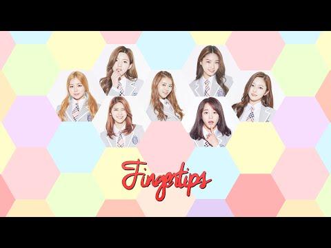 [Thaisub - Karaoke] Produce 101 (Pinkrush) - Fingertips