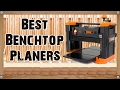 Best Benchtop Planer 2017 & 2018 | Top Five Benchtop Planer Reviews!