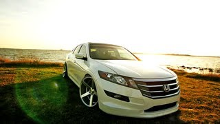 Honda Accord Crosstour on 20