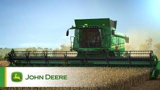 John Deere | T Series: Harvesting (no audio)