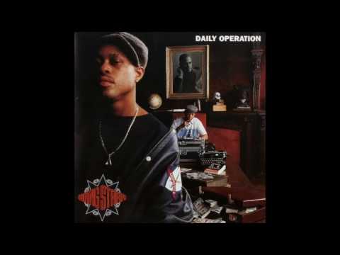 Gang Starr - Daily Operation -1992- full cd