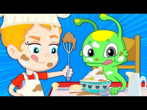 Novo episódio! Aprenda inglês com a música Jingle Bells para crianças | Groovy o Marciano from YouTube · Duration:  41 minutes 21 seconds