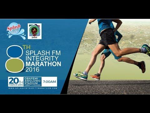 8th Splash FM Integrity Marathon Race