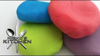 EDIBLE PLAY DOUGH (No Cook Recipe) Thumbnail