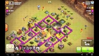 Clash of Clans | Will I pull off the 3 star clutch??? | TH7 Dragon War Attack