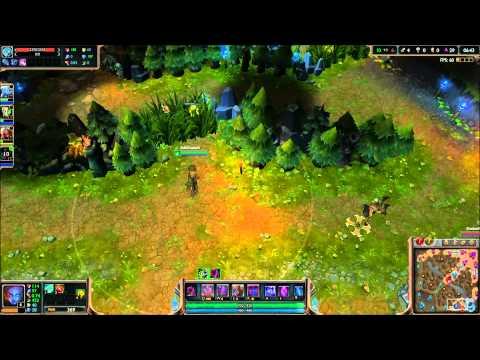 AP Evelynn [Penta] Ultra Rapid Fire (Urf) [Full Game] - League of Legends