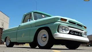 1964 GMC Sierra Stock # 682-DET