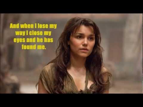 On My Own Lyrics 2012 (Full Version) Les Miserables - Samantha Barks (Please share!!)