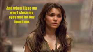 On My Own Lyrics 2012 (Full Version) Les Miserables - Samantha Barks (Please share!!)