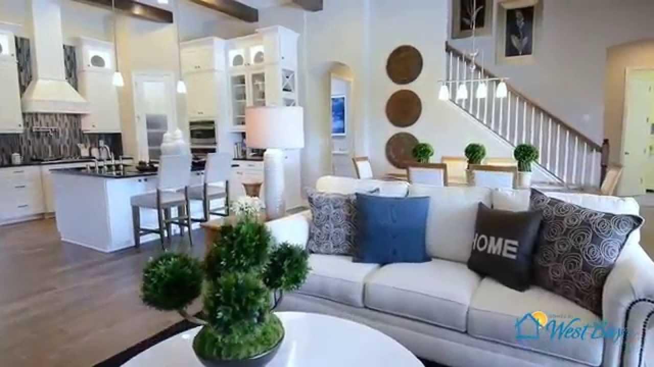 Homes by WestBay Key Largo II at La Collina - YouTube