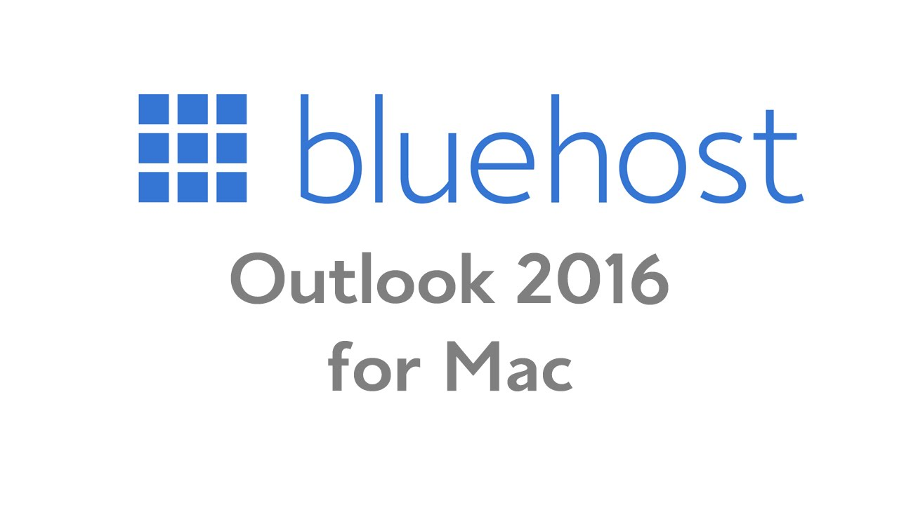 Outlook 2016 for Mac - Hosting Journalist com
