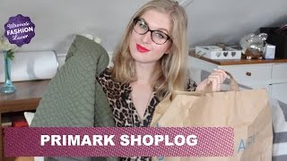 Shoplog (Try-On) ♥ Primark, H&M, Costes & Vero Moda Thumbnail
