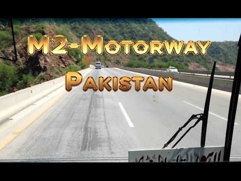 Road Movie: M-2 Motorway Pakistan