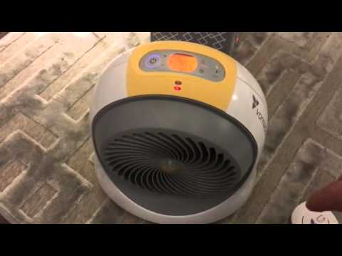 Vornadobaby Nursery Heater Review: Safe for Baby & Heats the Whole Room Up!