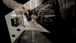 Carcass - Incarnated Solvent Abuse (guitar cover)