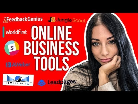 The Most Useful Tools I Use to Run my Online Business 🙌