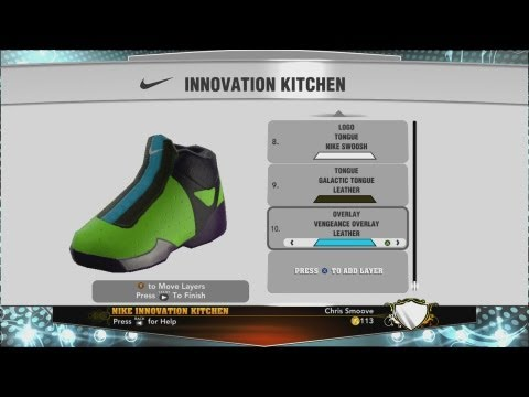 NBA 2K13 My Career - Hall of Fame Progress and Signature Shoe