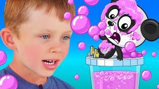 Собираем Кубики - Видео Для Детей с Игрушками - Сборник