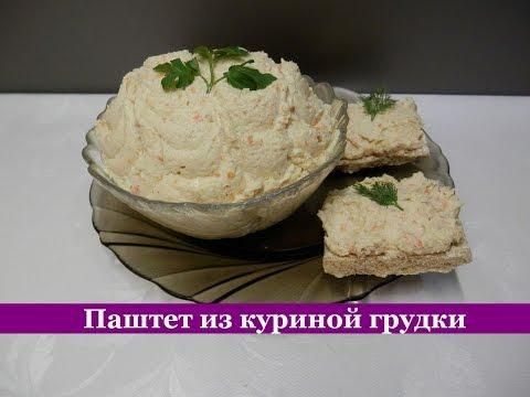 Паштет из куриной печени - кулинарный рецепт