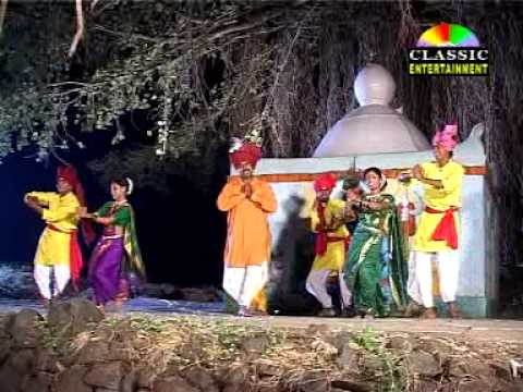 Chandan Kamble | Bhakti Songs | Amba Basli Tapala | Marathi Songs 2014