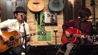 2016.3.10 福岡天神白いギターにて 第14回白いギターと置時計ライブ開催...