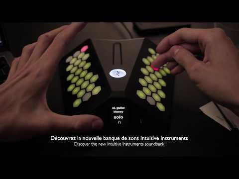 Nouvelle banque de sons pour le dualo du-touch !