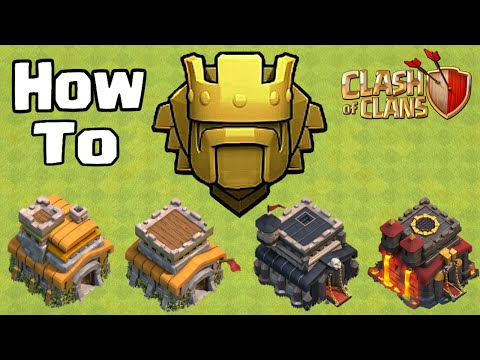 How To Get To Titan's League At Any Town Hall (September 2015)