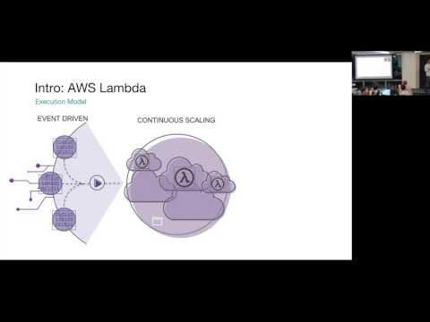 Serverless Meetup - Intro to AWS Lambda and Uber's Catalyst Serverless platform