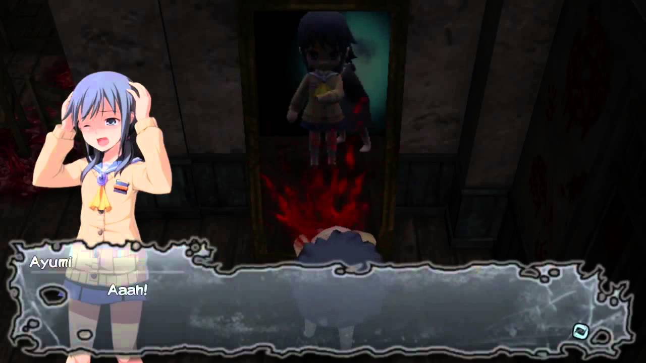 Corpse Party Blood Drive Wrong End Chapter 6 Youtube