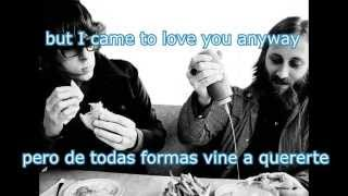 Black Keys. Lonely boy. letra español ingles
