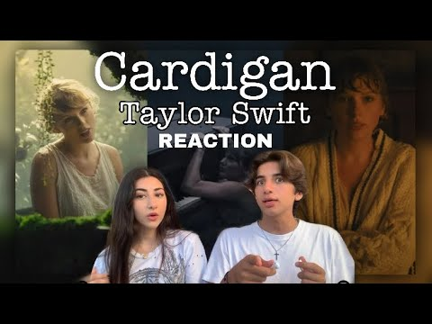 FIRST REACTION TO Taylor Swift - cardigan (Official Music Video)