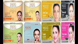VLCC Facial Kit In India With Price | VLCC Gold Facial Kit | VLCC Fruit Facial Kit