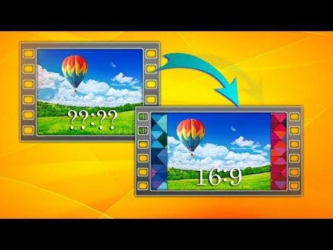 VirtualDub: добавление бордюра/рамки на видео