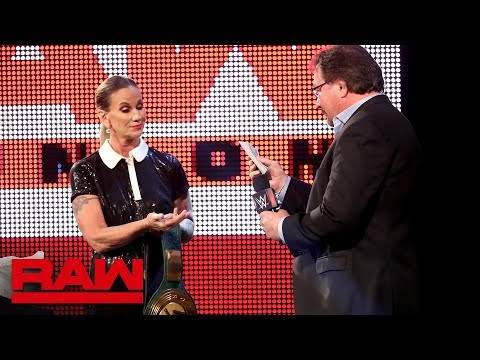 """The Million Dollar Man"" Buys The 24/7 Title: Raw Reunion, July 22, 2019"