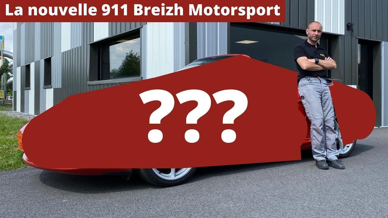 Maxime achète une Porsche RARE et va remplacer la GT3!