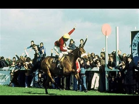 The BBC Grand National 1977 -  Red Rum makes history