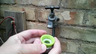 julian s postbag 64 garden hose timer battery tester