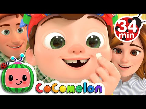 Loose Tooth Song + More Nursery Rhymes & Kids Songs - CoComelon