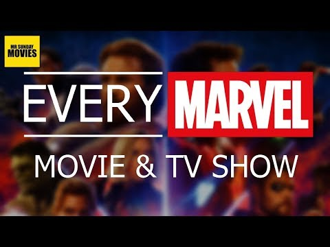 Every Upcoming Marvel Movie & TV Show