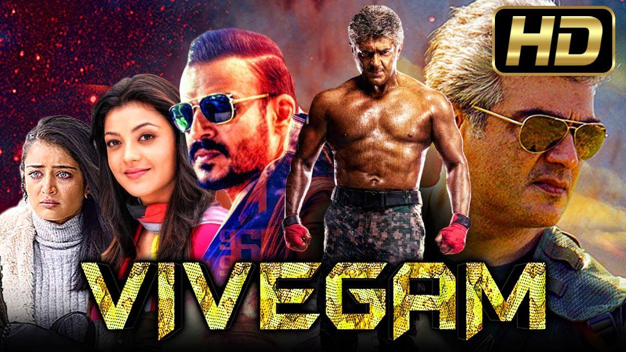Download Vivegam (Full HD) Hindi Dubbed Full Movie   विवेगम   Ajith Kumar, Vivek Oberoi, Kajal Aggarwal