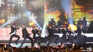 161018 방탄소년단 (BTS) 불타오르네 (FIRE) 직캠 @시흥 열린음악회 Fancam by -wA-