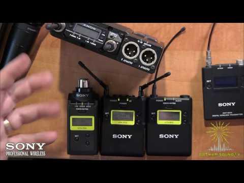 Sony Professional Wireless
