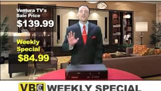 VBC Weekly Special Good Monday, November 23 through Saturday, November 28, 2015