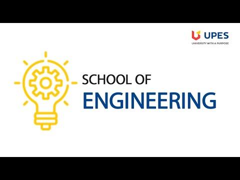 UPES School of Engineering   Virtual Tour