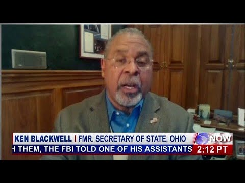 Ken Blackwell Discusses The Alabama Special Election Results