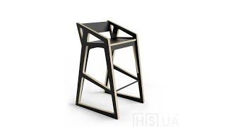 Обзор барного стула Hardcore от Home Ideas Supply