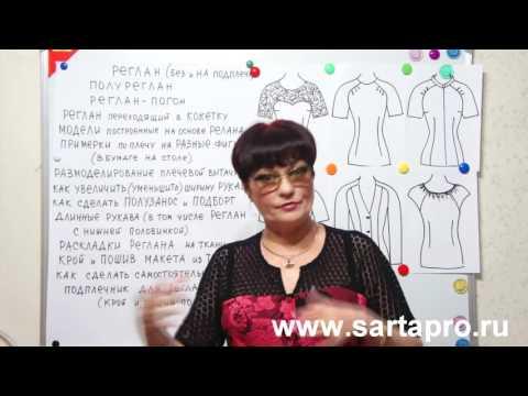 Презентация курса Реглан по методу Светланы Поярковой