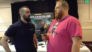 GW Age of Sigmar from the LVO 2017
